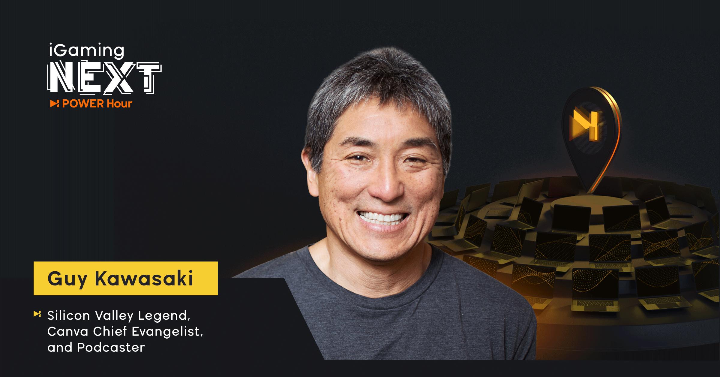 Guy Kawasaki – a legendary icon picture