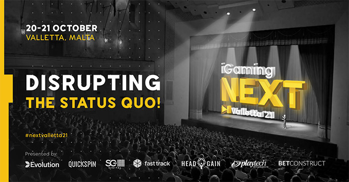 We are Disrupting the Status Quo in October picture